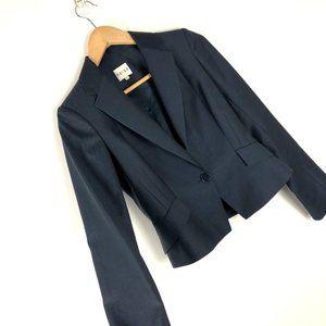 REISS Solita cropped formal blazer jacket 2